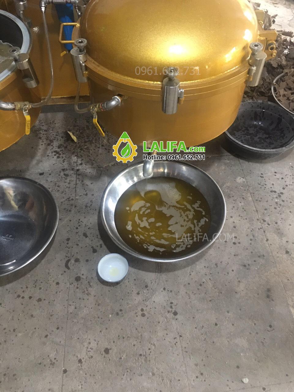 Máy ép dầu liền lọc Guangxin YZLXQ140XC (công suất ép 150-300kg/1h)