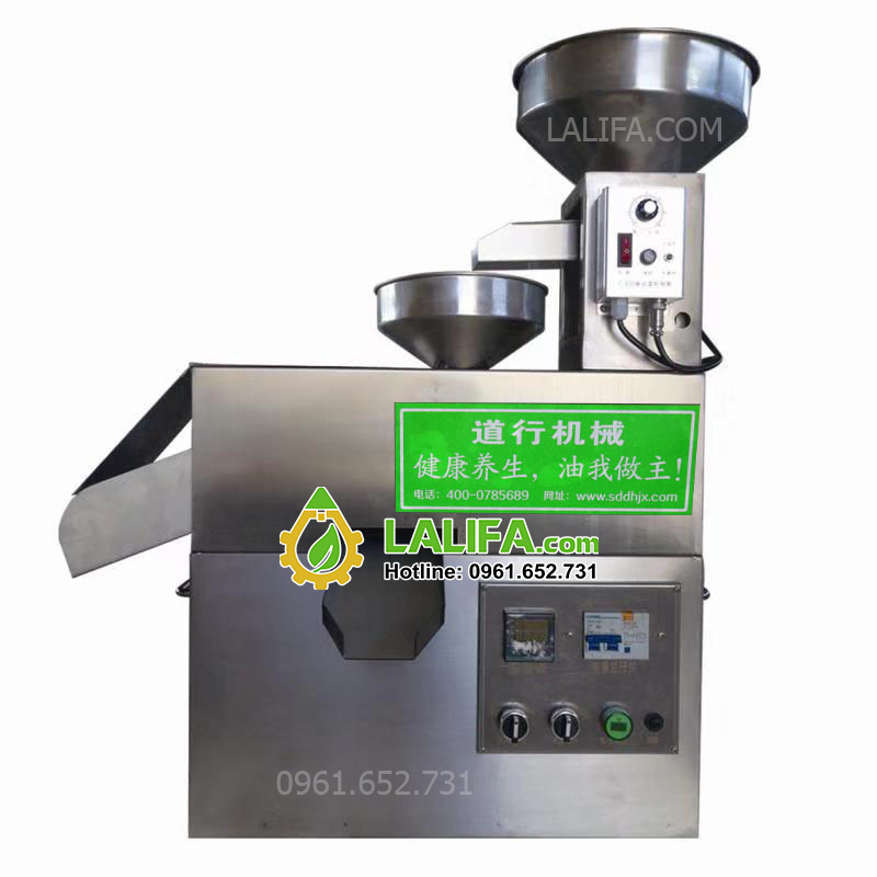 Máy ép dầu Lạc 10kg/1h LALIFA 220