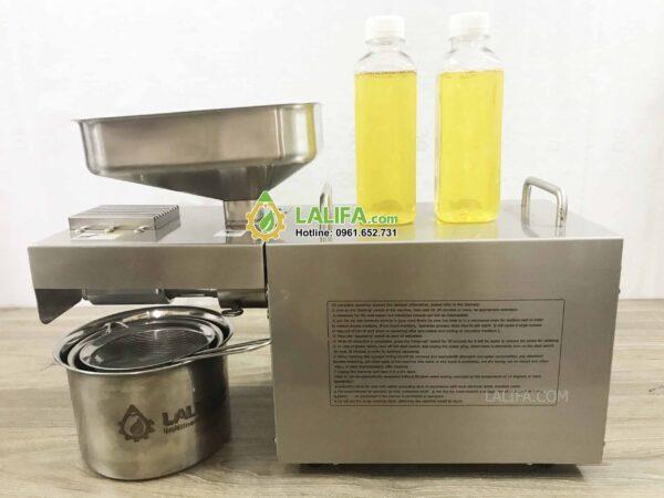 Máy ép dầu gia đình LALIFA10 công suất 4-6kg/h0