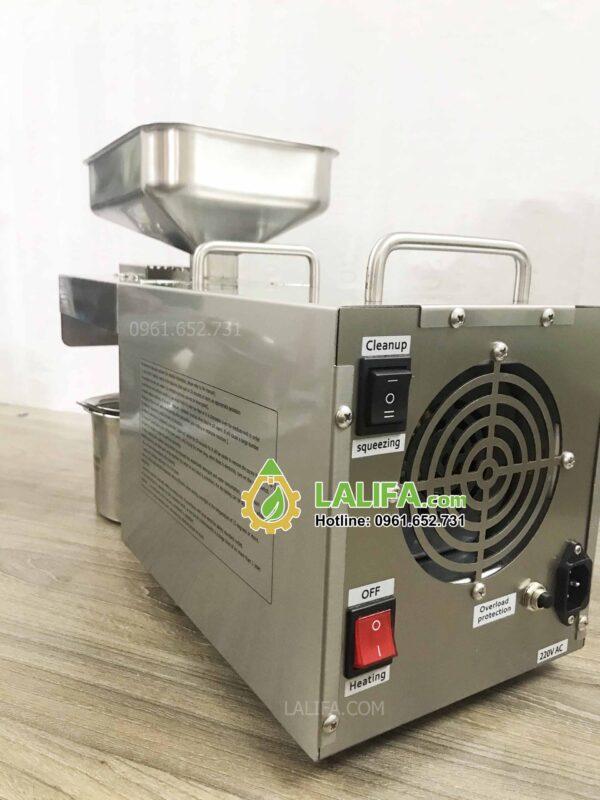 Máy ép dầu gia đình LALIFA10 công suất 4-6kg/h