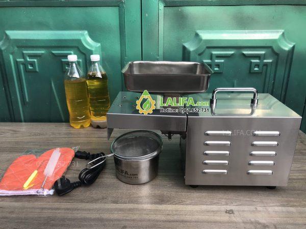 Máy ép dầu lạc dầu thực vật LALIFA030