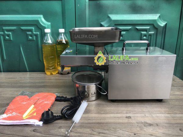 Máy ép dầu lạc dầu thực vật LALIFA050