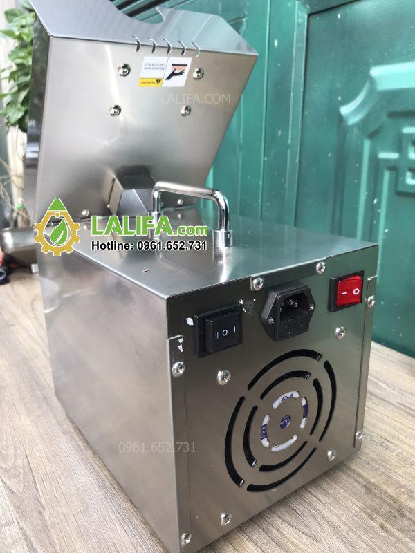 Máy ép dầu lạc dầu thực vật LALIFA05